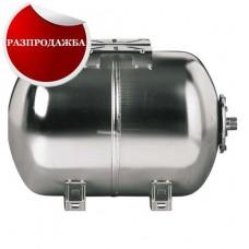 Хоризонтален разширителен съд 50 L неръжд. WATES